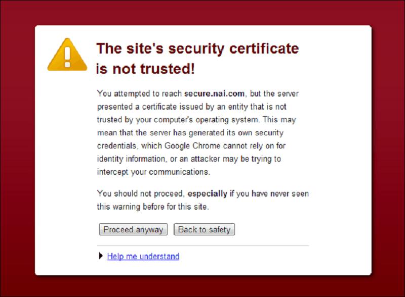 7 Browser Errors Artifiedweb Premium Web Services